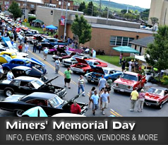 Miners Memorial Day Festival Windber PA